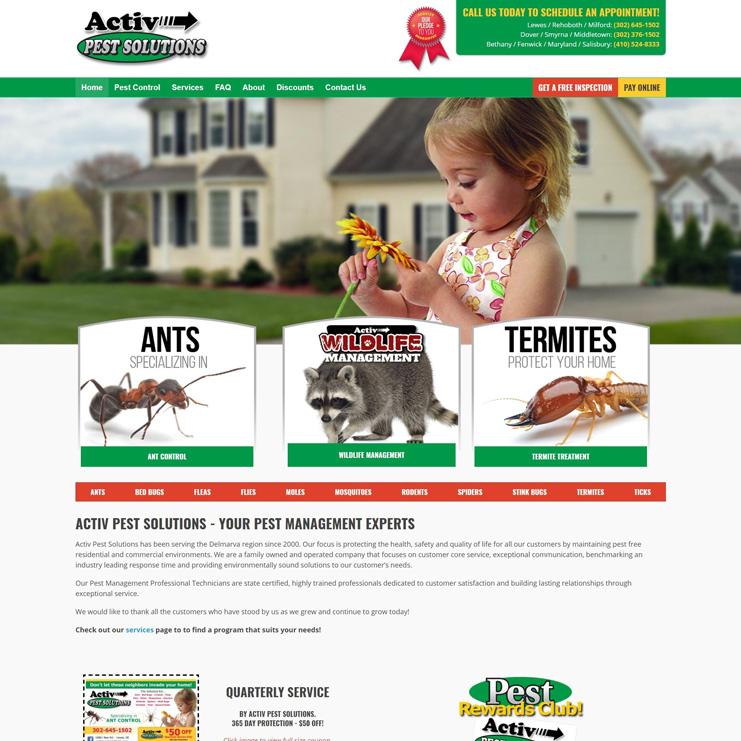 Activ Pest Solutions