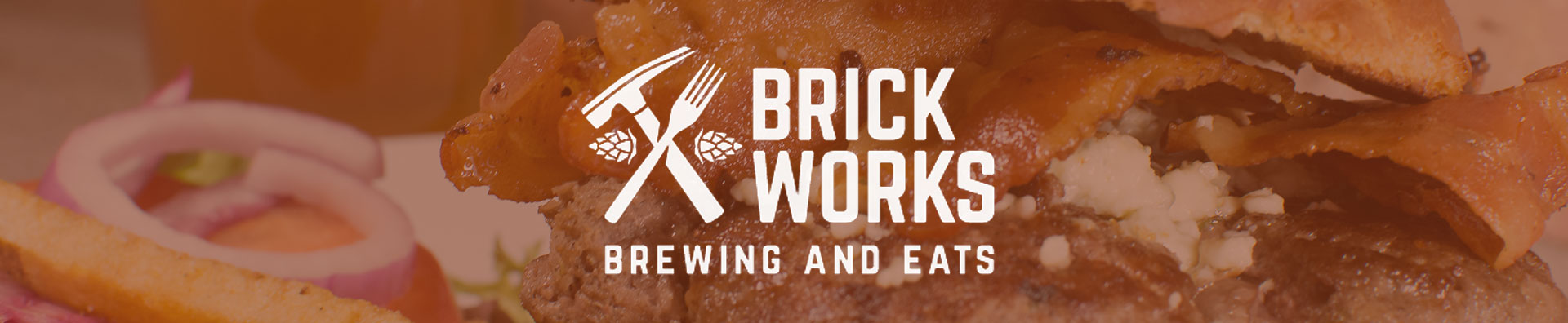 Brick Works Brewing and Eats banner