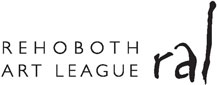 rehoboth art league logo
