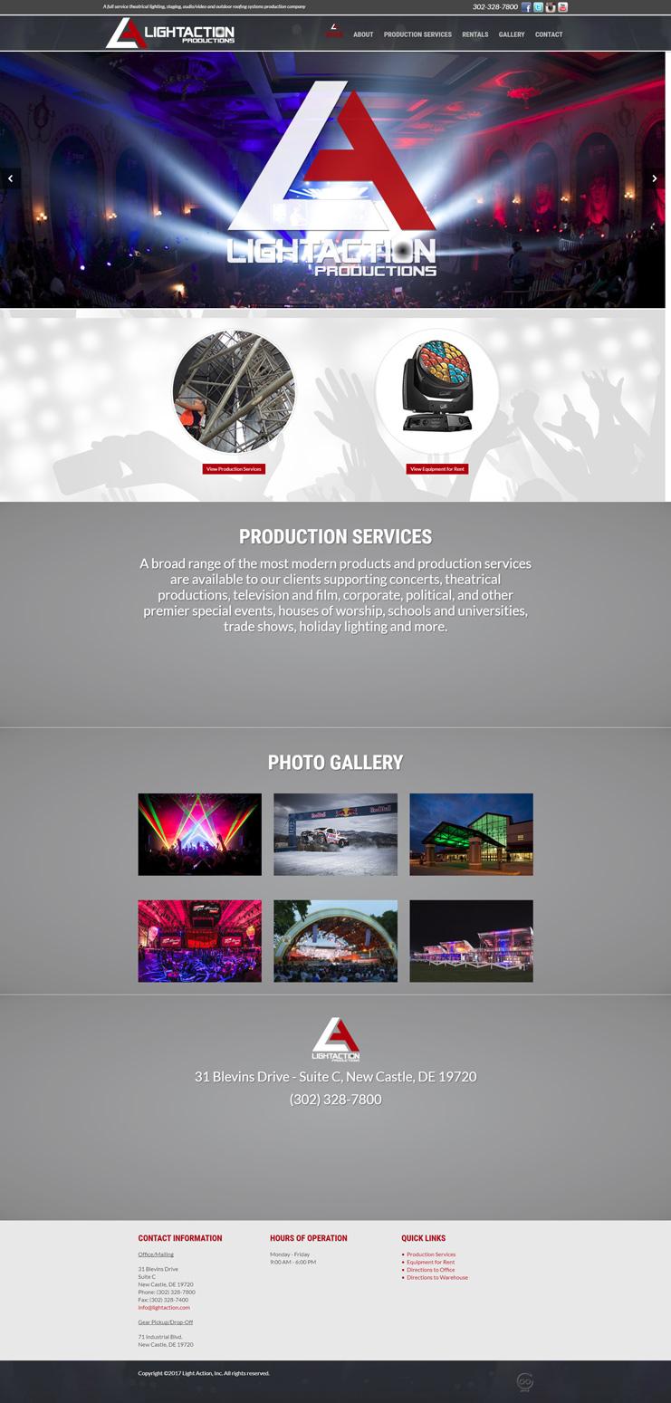 Light Action, Inc.