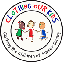 Clothing Our Kids Logo