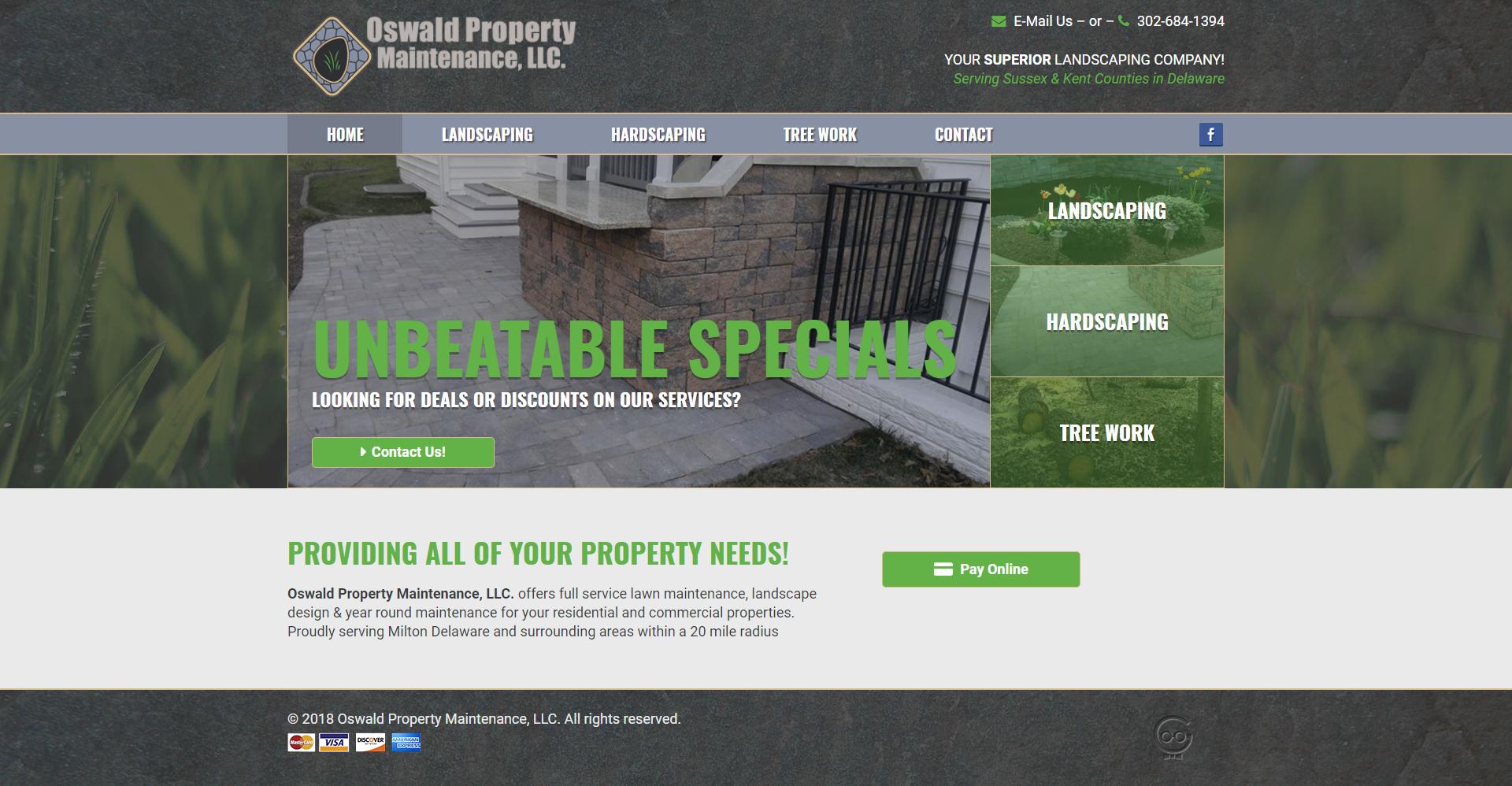 Oswald Property Maintenance