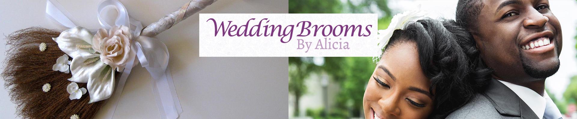 Wedding Brooms