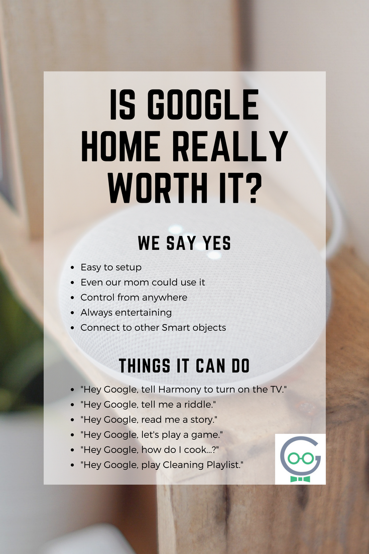 Is Google Home really worth it_