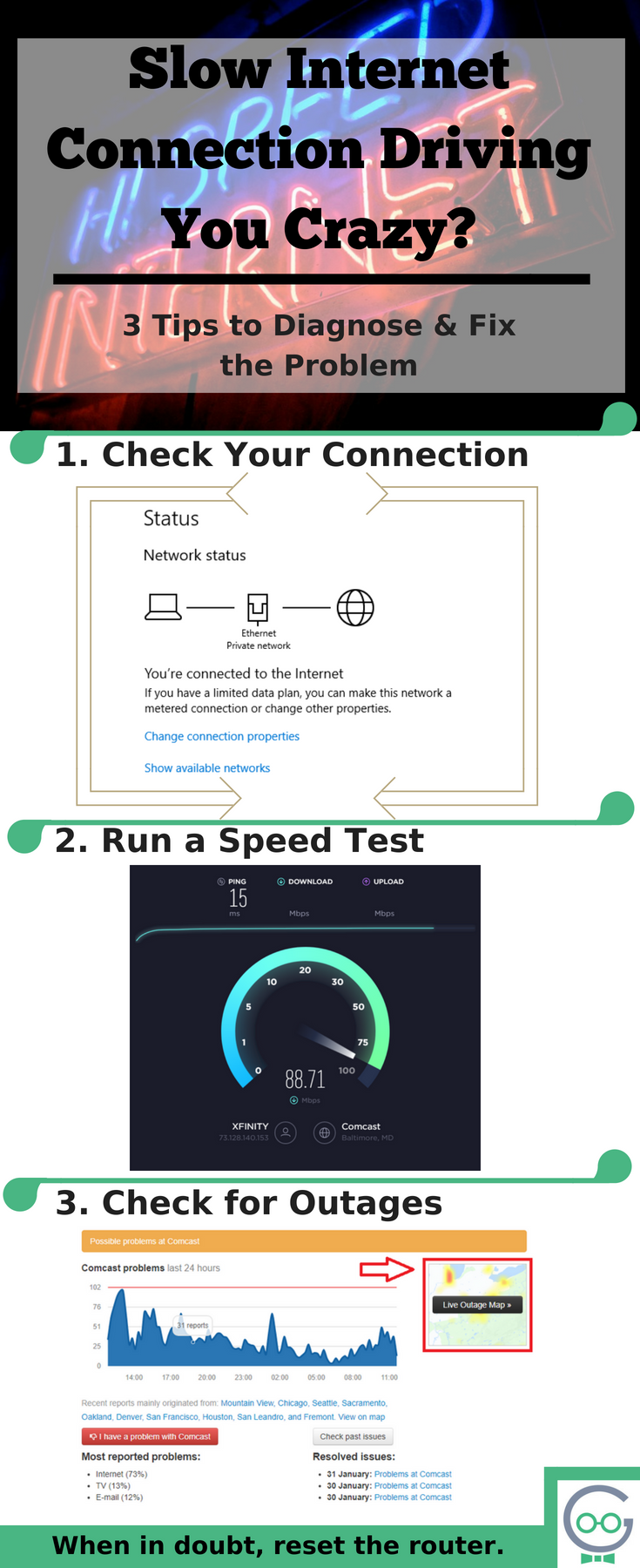 Slow Internet Connection Driving You Crazy_