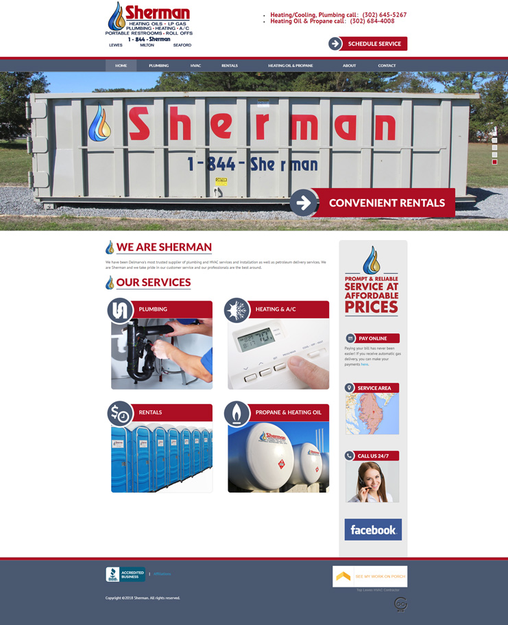 Sherman Corporation