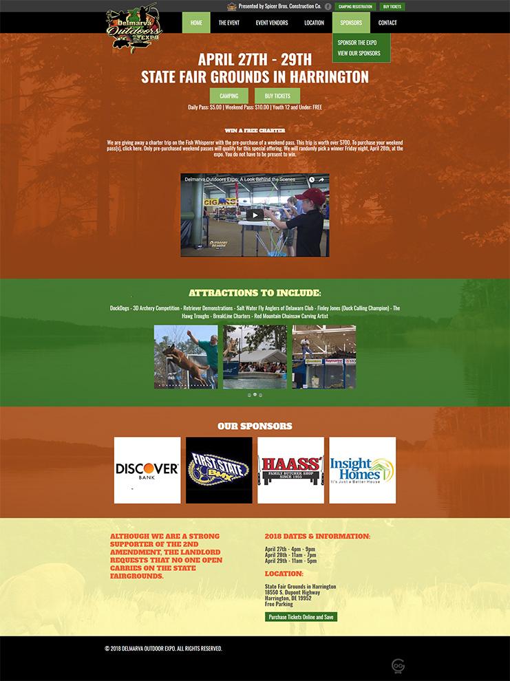Delmarva Outdoors Expo