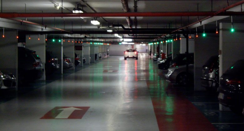 Domain Name Parking Garage