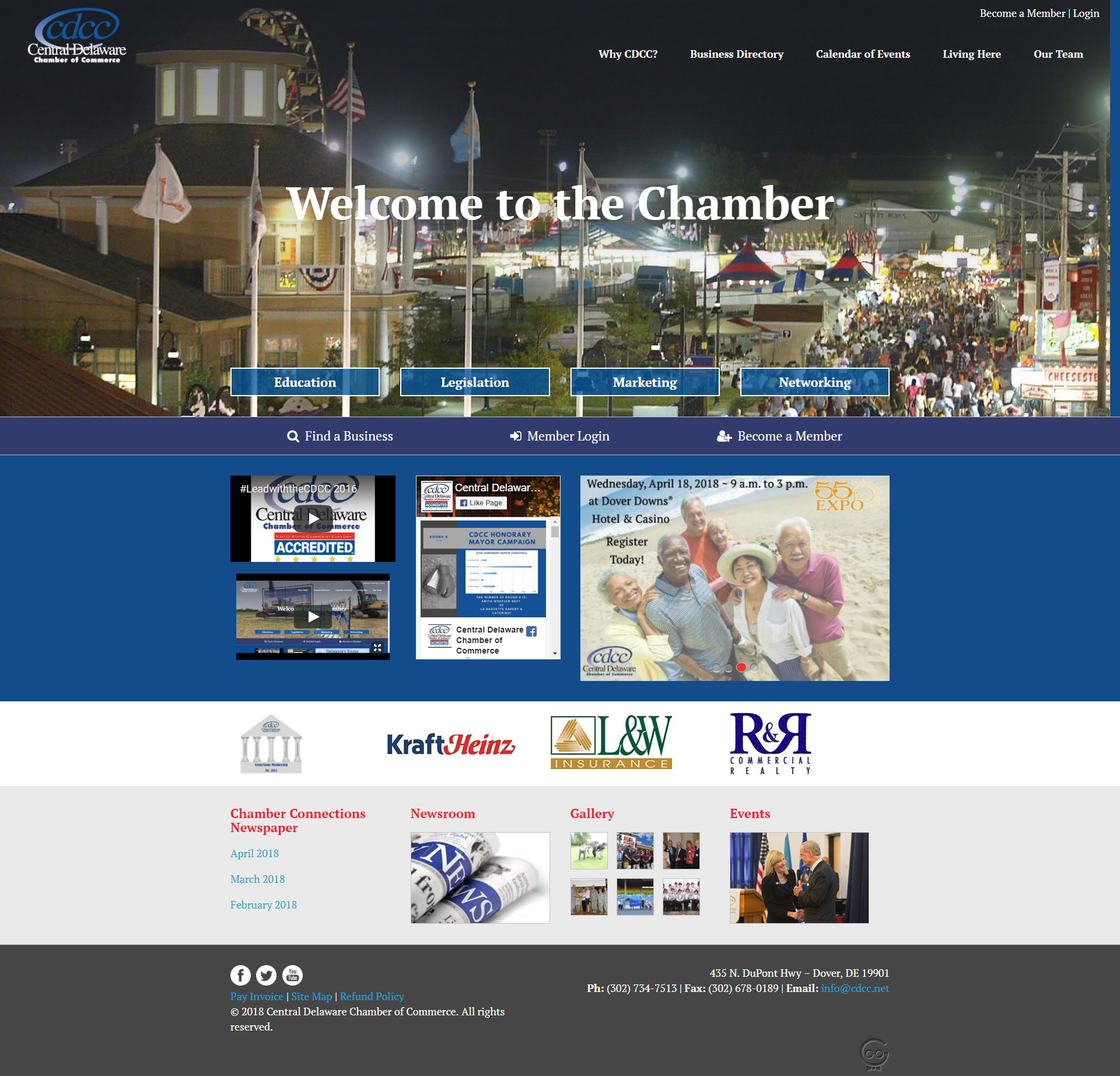 Central Delaware Chamber of Commerce