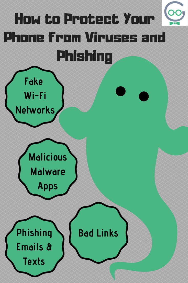 How to Protect Your Phone from Viruses and Phishing