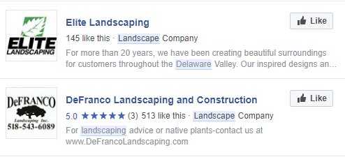 Elite Landscaping Reviews