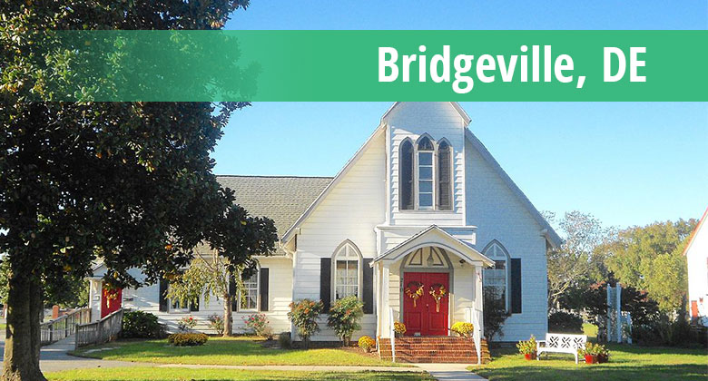 Web Design in Bridgeville, DE