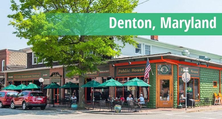 Web Design in Denton, MD