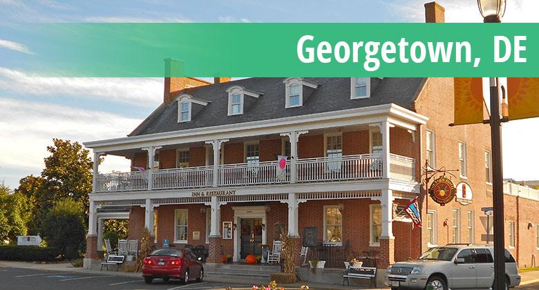 Web Design in Georgetown, DE