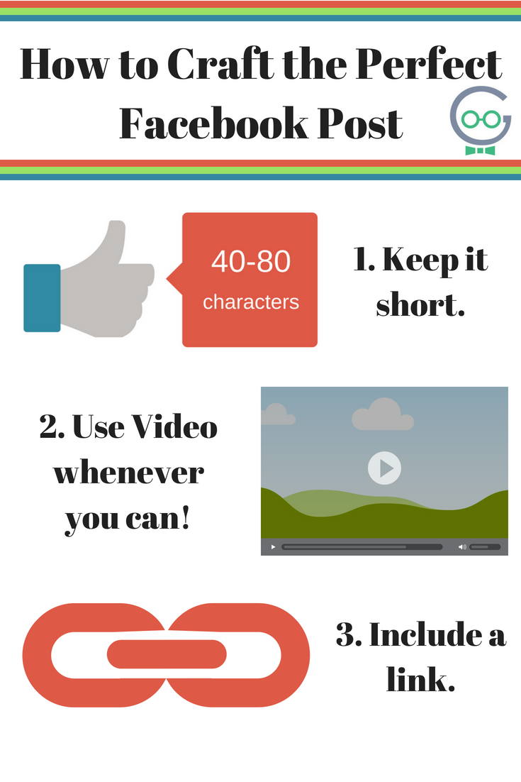 How to Craft the Perfect Facebook Post
