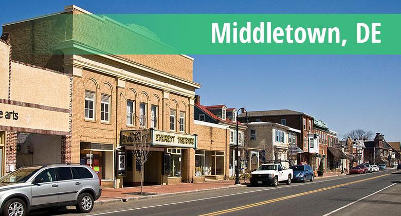 Web Design in Middletown, DE