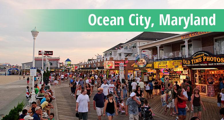 Web Design in Ocean City, MD