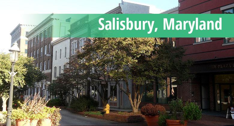 Web Design in Salisbury, MD