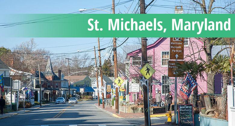 Web Design in St. Michaels, MD