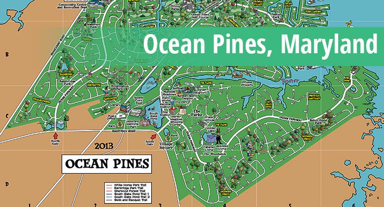 Web Design in Ocean Pines, MD