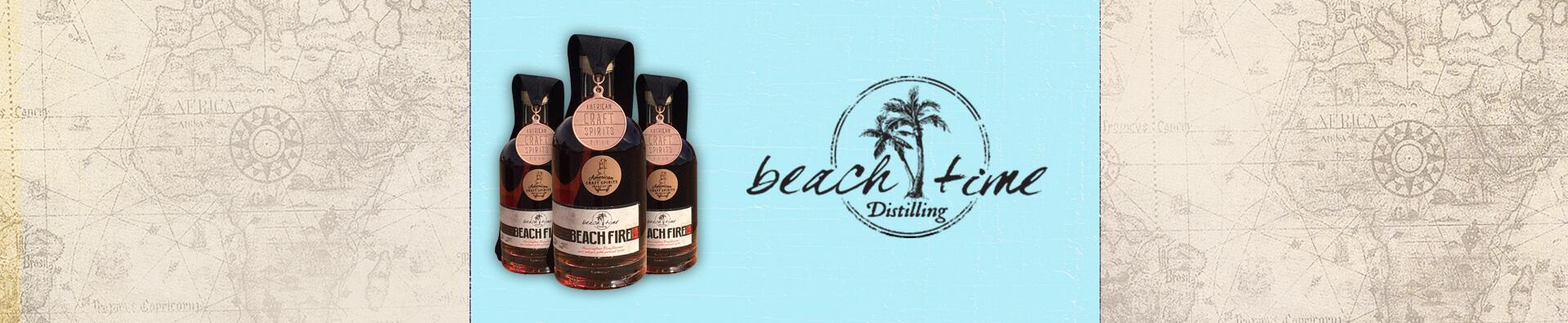 Beach Time Distilling